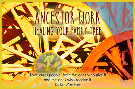 ancestors healing your family tree casandra akins